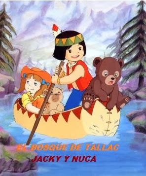 Portada Jacky y Nuca