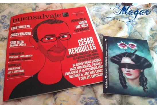 Revista Demipage y Catálogo Aristas