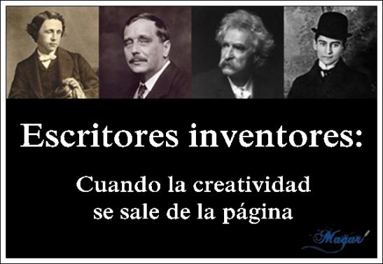 Escritores inventores