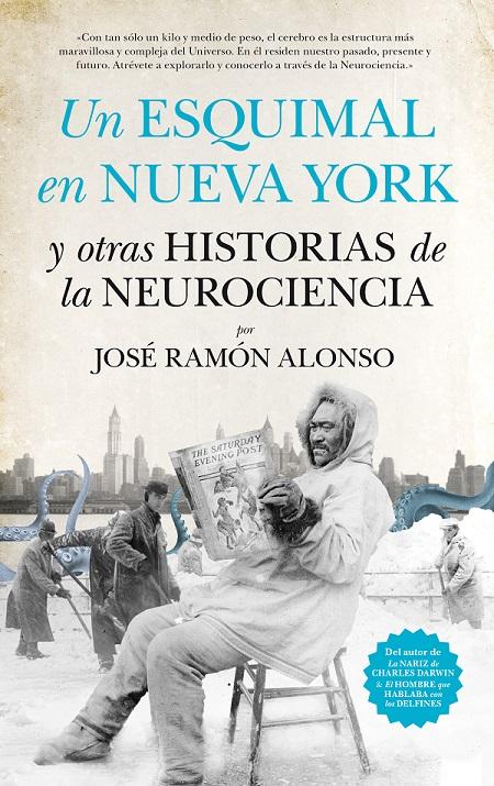 Cubierta_Un esquimal en Nueva York y otras historia de la Neuroc